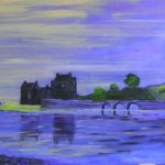 Eileen Donan at Dusk Scotland 2