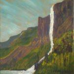 Falls in Alaska