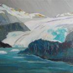Mendenthal Glacier Alaska