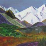 Mt. McKinley Landscape