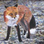 Wary Fox - small