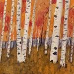 Birches in Autumn